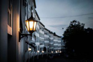 zunanja svetila